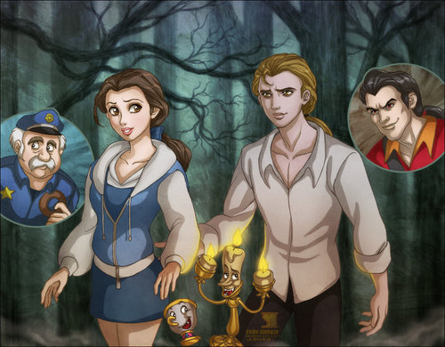 Beauty And The Beast Twilighted