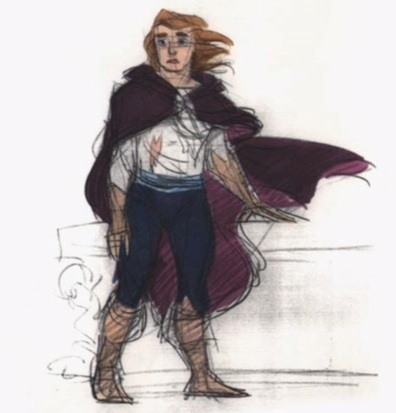 Beauty and the Beast Concept Art