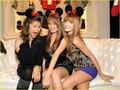 Bella Thorne,Zendaya Coleman,And Debby Ryan At The Minnie maus Muse Collection Launch At Forever 21