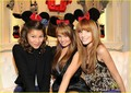 Bella Thorne,Zendaya Coleman,And Debby Ryan At The Minnie Mouse Muse Collection Launch At Forever 21 - bella-thorne photo