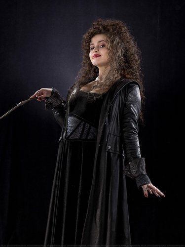 Bellatrix Lestrange fond d'écran entitled Bellatrix HBP