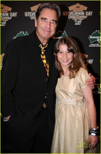 Bindi Irwin: Steve Irwin dag 2010!