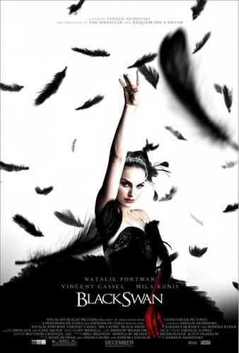 Black রাজহাঁস poster