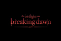 Breaking Dawn - Part 1 (Oficcial) - twilight-series photo