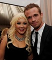 Cam Gigandet with Christina Aguilera