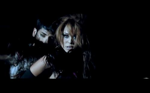 Can't Be Tamed Muzik video