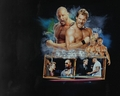 wwe - Chris Jericho & Batista wallpaper