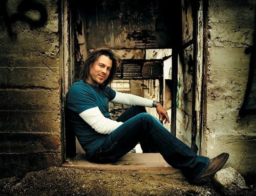 Christian Kane wallpaper probably containing a sign, a street, and a living room entitled Chris