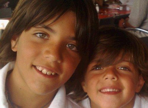 Christian & Daniel Maldini