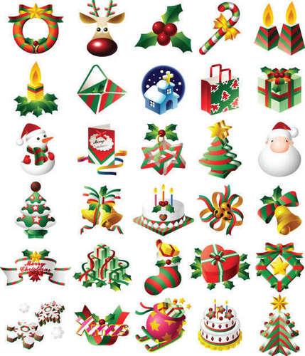 圣诞节 图标