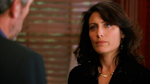 Cuddy in 7x07 A Pox On Our House