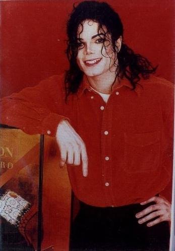 DANGEROUS Michael