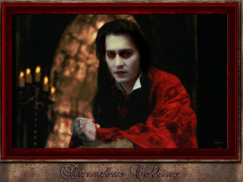 Dark Shadows - tim-burtons-dark-shadows Fan Art