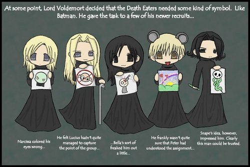 Death Eaters Contest!