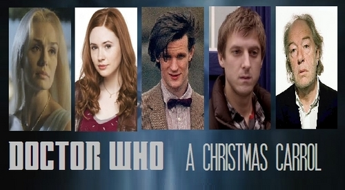 Doctor Who - A বড়দিন Carrol