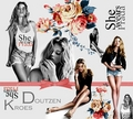 Doutzen Kroes - doutzen-kroes fan art
