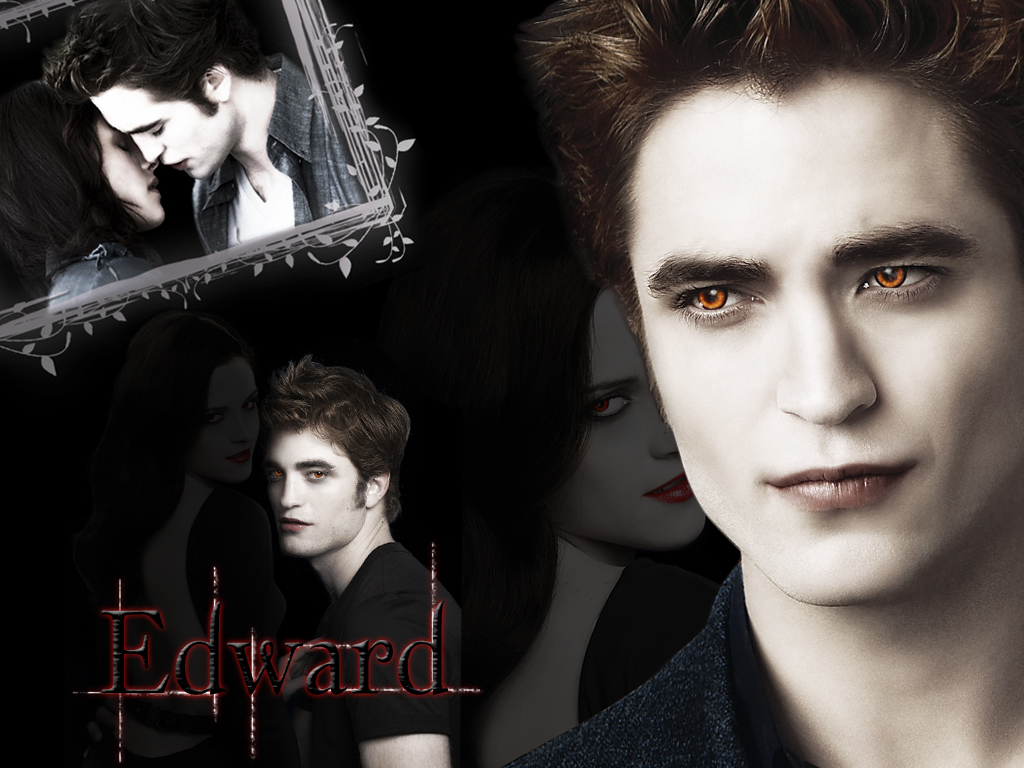 Edward  - twilight-series wallpaper