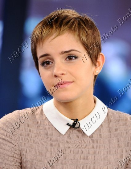 Emma at Today Show - Emma Watson 425x550