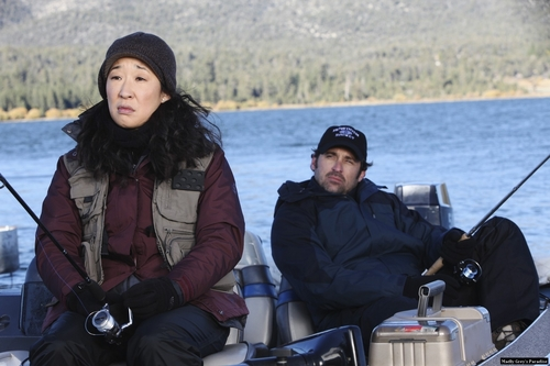 Grey's Anatomy wallpaper called Episode 7.10 - Adrift and at Peace - Promotional Photos