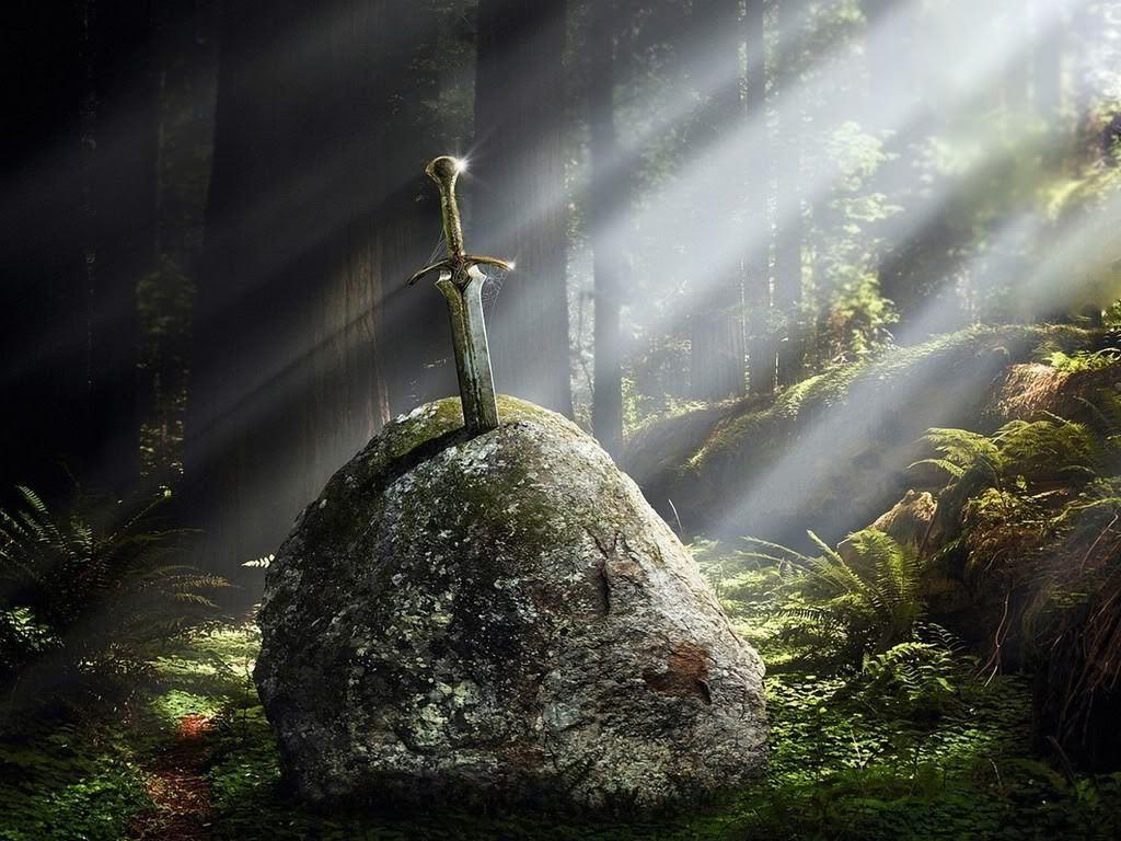 King Arthur Excalibur