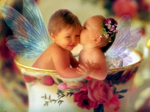 For my lovely fairy
