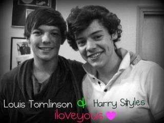 Funny Louis & Flirty Harry :) x