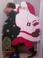 Giant Santa Fan - san-francisco-giants fan art