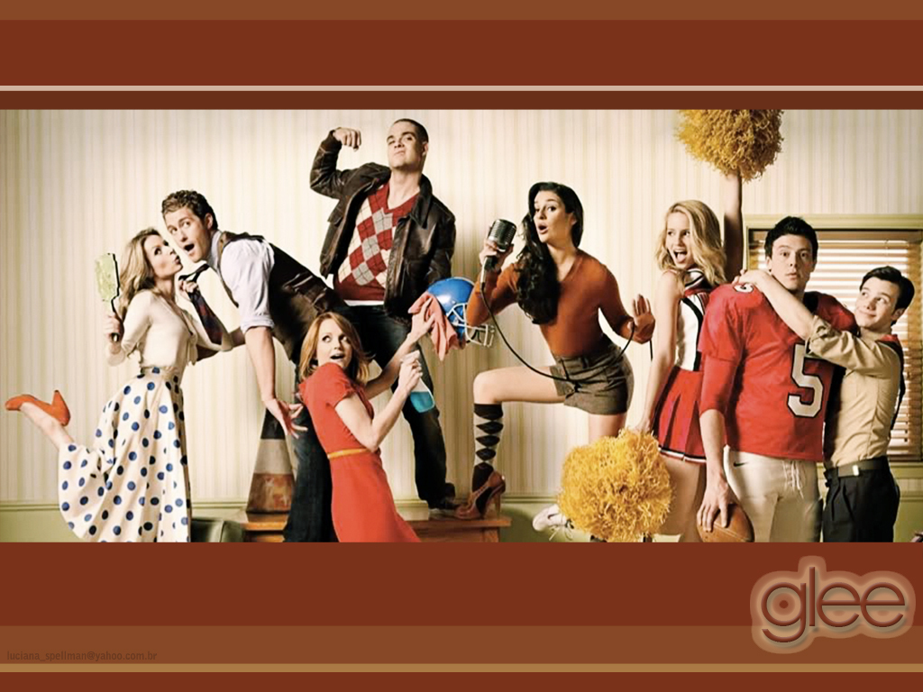 GLEE - GLEE Wallpaper (17019256) - Fanpop