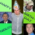 Happy Birthday Neil! - neil-byrne fan art