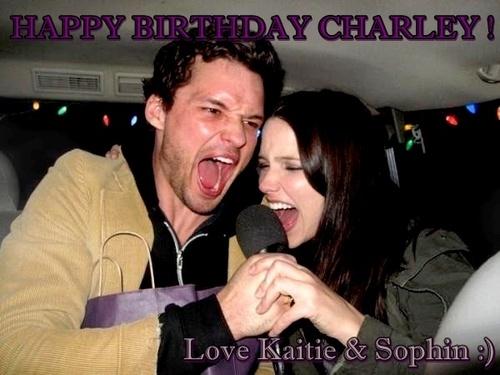 Happy Birthday to my inspiration; Charley ♥