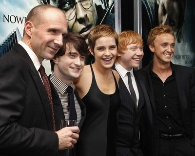 Harry Potter and the Deathly Hallows- NYC Premiere- November 15, 2010