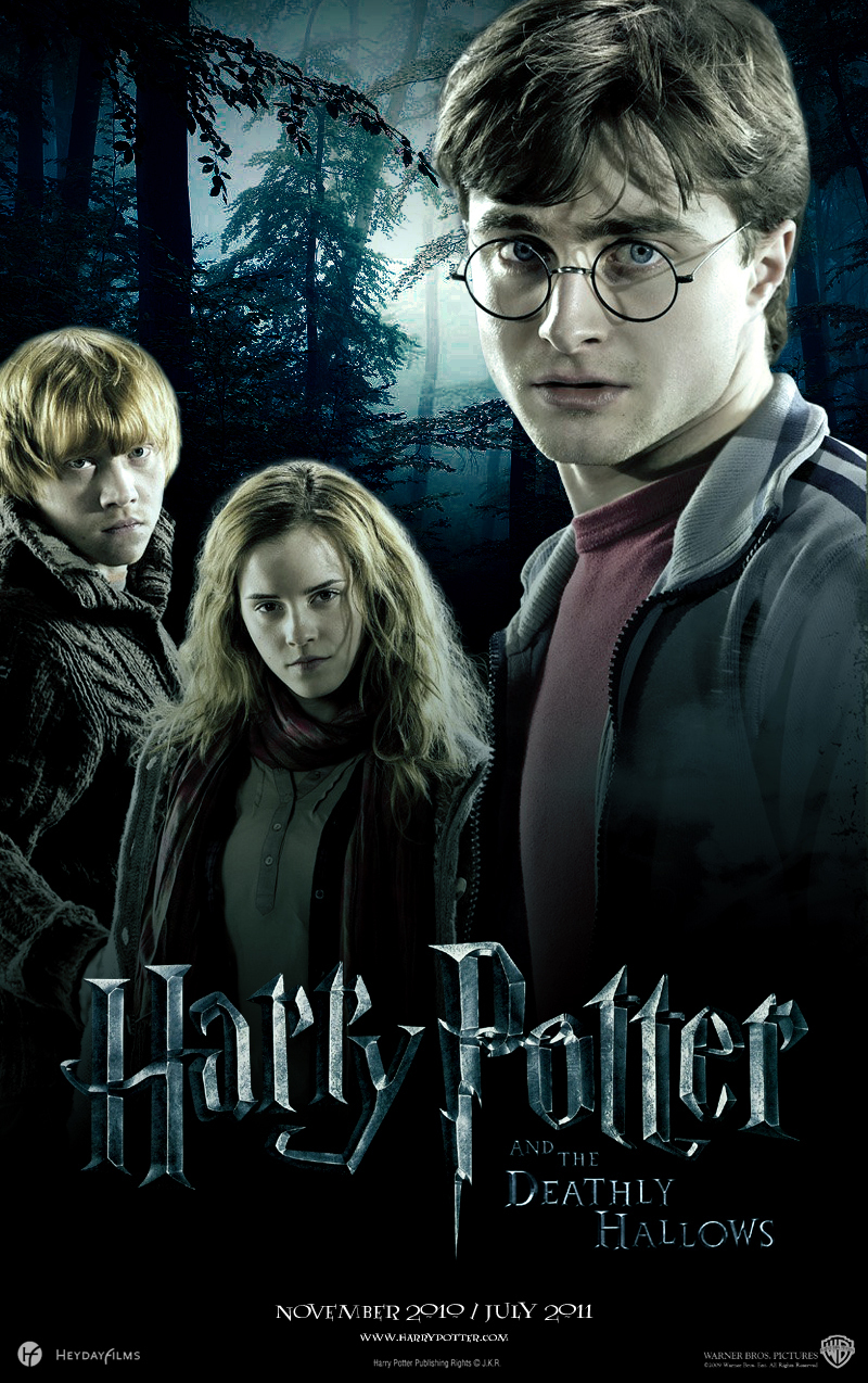 Harry Potter And The Deathly Hallows Harry Potter Photo 17012902 Fanpop