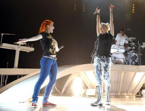 Hayley + Gwen = Epic