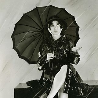 Betty Boop wallpaper possibly with a parasol called Helen Kane the Original Boop Oop a Doop Girl