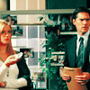 Hotch & JJ photo containing a portrait titled Hotch & JJ