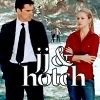 Hotch & JJ litrato with a well dressed person entitled Hotch &JJ