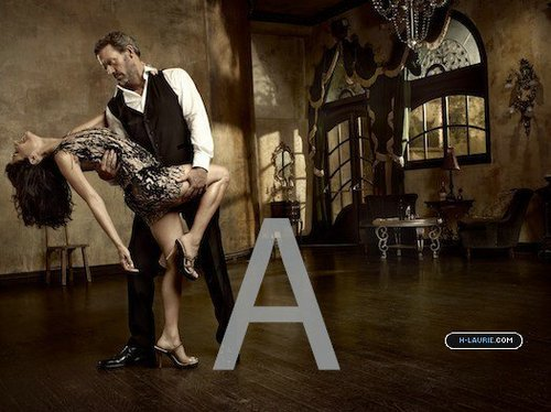 House and Cuddy Tv Guide Photoshoots