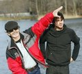 Ian and his father Robert Somerhalder - damon-salvatore photo