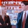 Hotch & JJ litrato with a business suit titled Hotch & JJ