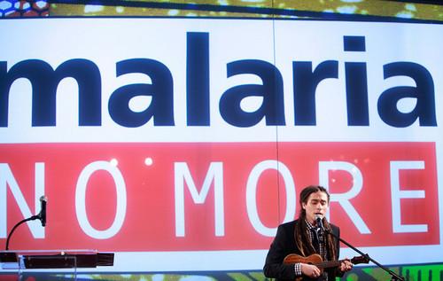 Jason @ Malaria No More Benefit