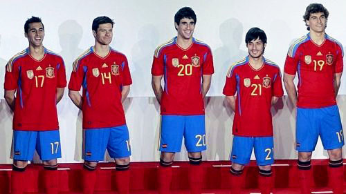 """Javi Martinez and the Spain NT - """"Gala Party in Madrid"""""""