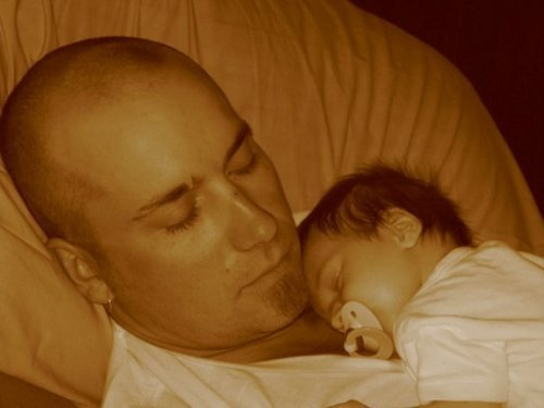 Jazzy and her dad