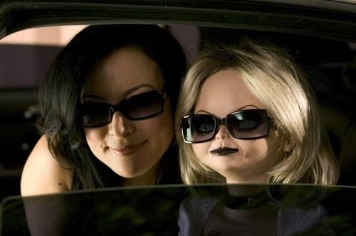Jennifer and chucky
