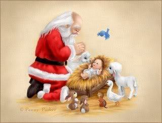 Gesù is the reason for the season <3