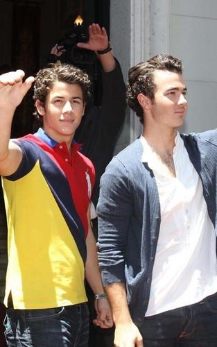Jonas Brothers: Buenos Aires Boys