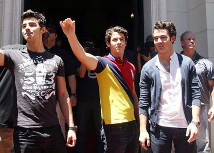 Jonas Brothers: Buenos Aires Boys