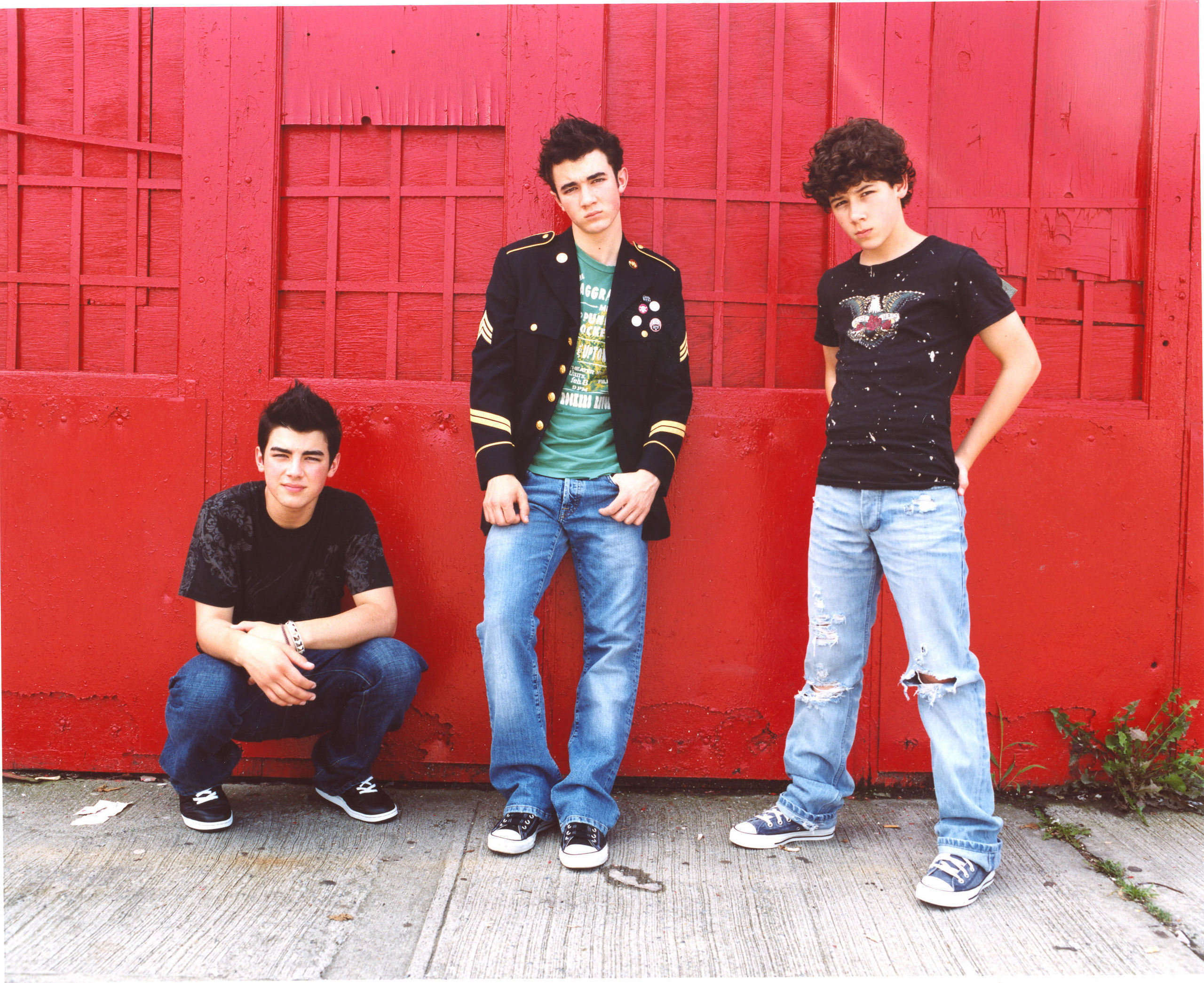 nick jonas brothers wallpaper