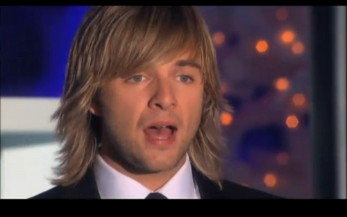 Keith Harkin wallpaper with a business suit entitled Keith Christmas