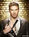 Kellan Lutz - YRB Magazine  - twilight-series photo