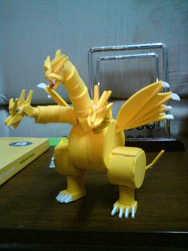 King Ghidorah (cute version)